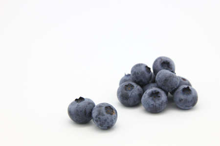 A Punch of Blueberries