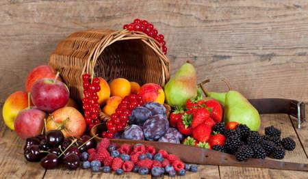 Seasonal Fruits Imagens