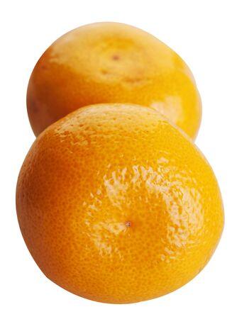 mandarins: close up mandarins