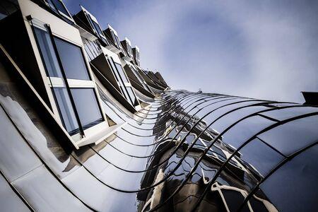 Gehry Building Duesseldorf