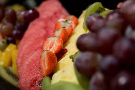 Fresh vegetarian food Stok Fotoğraf