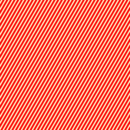 corduroy background: Diagonal striped red white pattern. Abstract repeat straight lines texture background. illustration