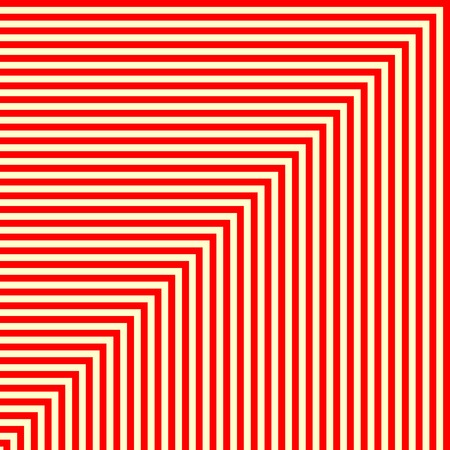 corduroy background: Diagonal striped red white pattern. Abstract repeat straight lines texture background. Vector illustration Illustration