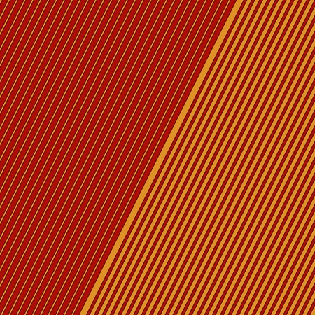 Straight diagonal thin line abstract background. Striped geometric background. Pattern in red and yellow colors. Abstract wallpaper. Vector illustration