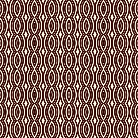 astract: Outline seamless pattern with geometric ornament. Modern style astract background. Digital paper, textile print, page fill. Illustration
