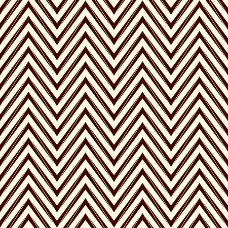 strip structure: Chevron diagonal lines abstract background. Outline seamless pattern with geometric ornament. Modern style texture. Repeated figures wallpaper. Illustration