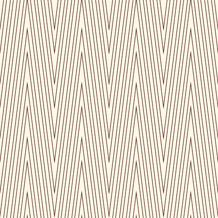 Chevron diagonal stripes abstract background. Retro style seamless pattern with classic geometric ornament. Outline zigzag lines wallpaper.