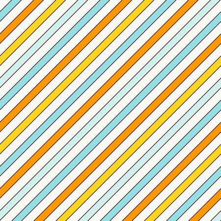 Diagonal stripes abstract background Illustration