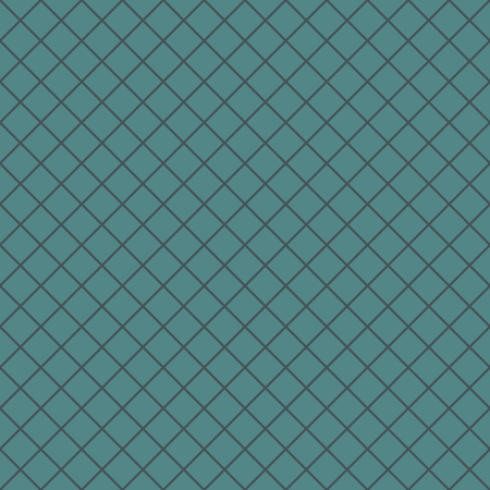 Seamless surface pattern with symmetric geometric ornament. Diagonal stripes grill abstract background.