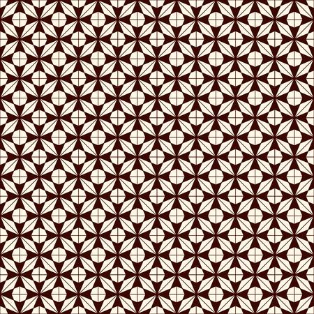 あなのはシームレスな表面パターン。麻の葉をモチーフにした日本の伝統的なプリント。古典的なアジアの装飾。 写真素材 - 96963159