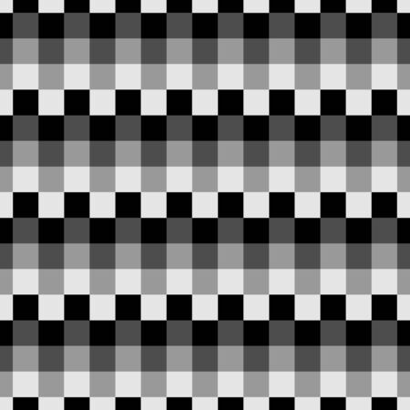 Checkered seamless pattern. Fabric background. Checks ornament. Tiles wallpaper. Textile print. Squares illustration. Geometric ornate. Ethnic motif. Digital paper, cloth design, abstract vector Vecteurs