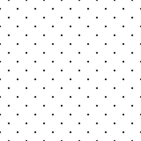 Seamless pattern. Circles ornament. Dots wallpaper. Polka dot motif. Geometric backdrop. Rounds background. Dotted motif. Vector artwork. Digital paper, textile print, web design, abstract. 벡터 (일러스트)