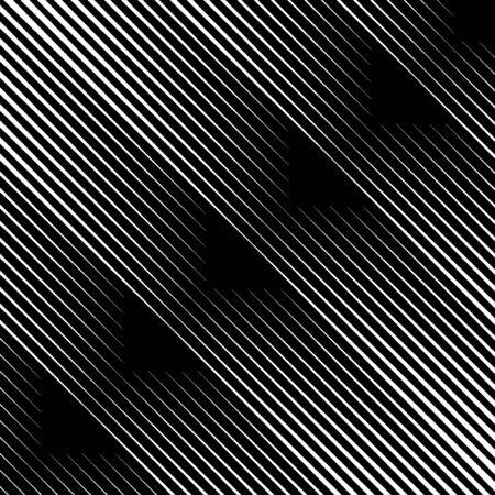 Lines pattern. Diagonal stripes ornate. Striped image. Linear background. Strokes ornament. Abstract wallpaper. Modern halftone backdrop. Digital paper, web design, textile print, vector art