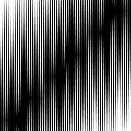 Striped pattern. Lines background. Linear image. Abstract ornament. Stripes motif. Strokes wallpaper. Modern halftone backdrop. Digital paper, web designing, textile print. Vector art illustration