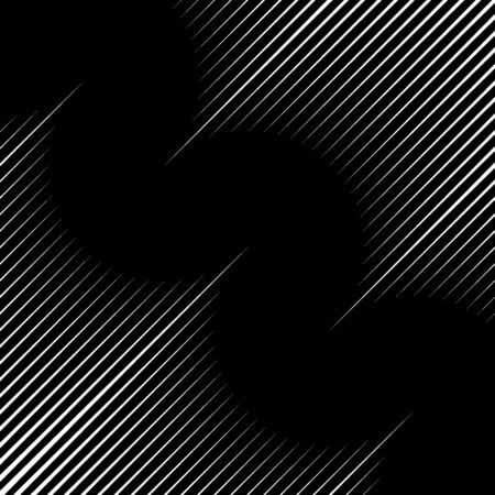 Lines pattern. Stripes illustration. Striped image. Linear background. Strokes ornament. Abstract wallpaper. Line shapes backdrop. Stripe forms. Digital paper, web design, textile print, vector image.  イラスト・ベクター素材