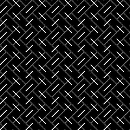 Geometric abstract. Herringbone pattern. Rectangle slabs tessellation. Seamless surface design with slanted blocks tiling. ... Repeated tiles ornament background. Mosaic motif. Pavement wallpaper.