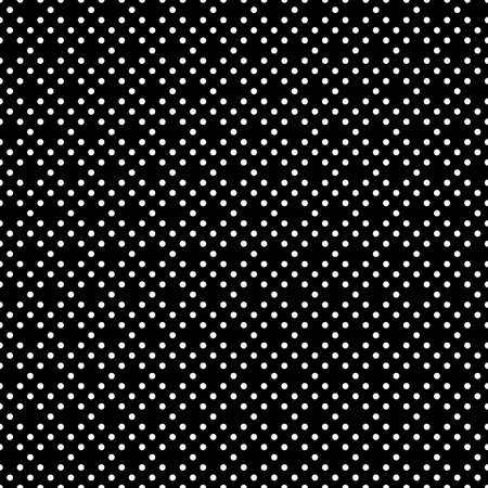 Seamless surface pattern with symmetric geometric ornament. Round spots texture. Circles abstract background. Polka dot motif. For digital paper, textile print, web design. Vector art illustration