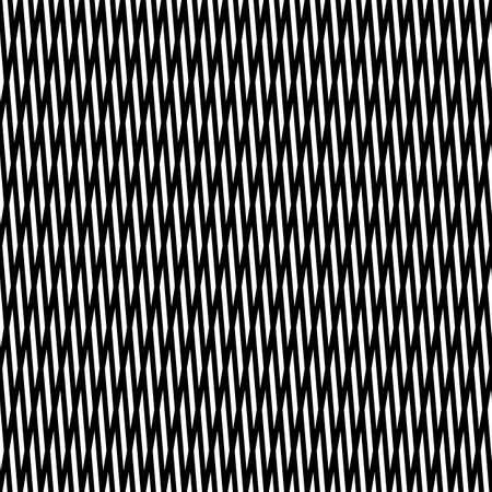 Diagonal lines seamless pattern. Angled stripes ornament. Linear motif. Pinstripes print. Striped background. Tilted line shapes wallpaper. Slanted stripe figures backdrop.
