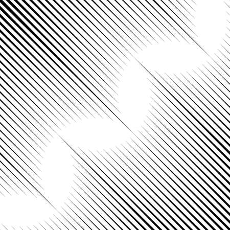 Lines pattern. Diagonal stripes illustration. Striped image. Linear background. Strokes ornament. Abstract wallpaper. Modern halftone backdrop. Digital paper, web design, textile print. Vector work.