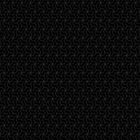 Mosaic. Zigzag figures ornament. Repeated puzzle shapes background. Mosaics motif. Grate wallpaper. Grid backdrop. Digital paper, page fills, web design, textile print. Seamless abstract pattern. Vektoros illusztráció