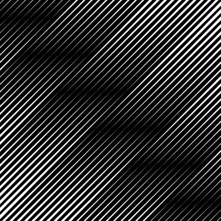 Diagonal stripes ornate. Lines pattern. Striped image. Linear background. Strokes ornament. Abstract wallpaper. Modern halftone backdrop. Digital paper, web design, textile print. Vector artwork.