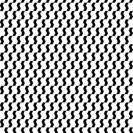 Curves. Zigzag figures. Repeated broken lines background. Wavy motif. Grate wallpaper. Grid backdrop. Seamless modern abstract pattern. Vektoros illusztráció