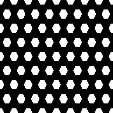 Hexagons. Honeycomb. Mosaic. Grid background. Ancient ethnic motif. Geometric grate wallpaper. Polygons backdrop. Digital paper, web design, textile print. Seamless ornament pattern. Abstract art.