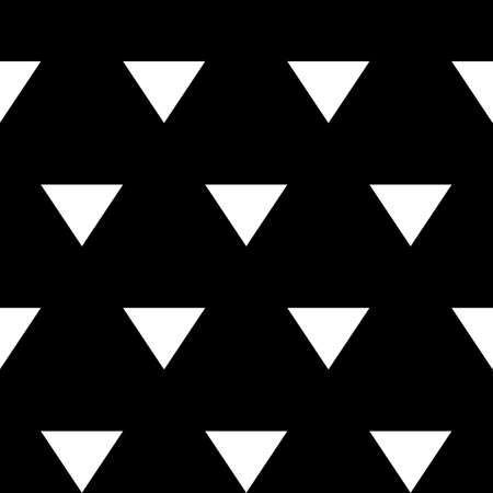 Triangles. Geometric backdrop. Arrowheads background. Geometrical figures. Arrows motif. Polygons wallpaper. Ethnic illustration. Digital paper, textile print, web art. Seamless vector pattern. Illusztráció
