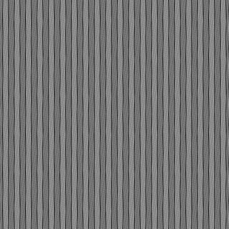 Black lines on white background. Striped wallpaper. Seamless surface pattern design with symmetrical linear ornament. Stripes motif. Digital paper for page fills, web designing, textile print. Vector. Ilustracja