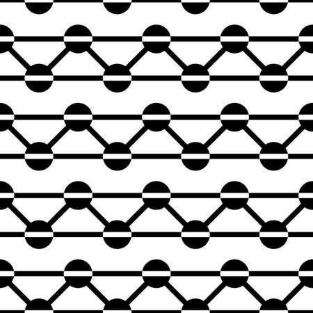 Circles, lines ornament. Tribal wallpaper. Line, circle shapes seamless pattern. Tribe motif. Stripes, rounds ornate. Ethnic background. Folk image. Digital paper, textile print, web design. Vector 矢量图像