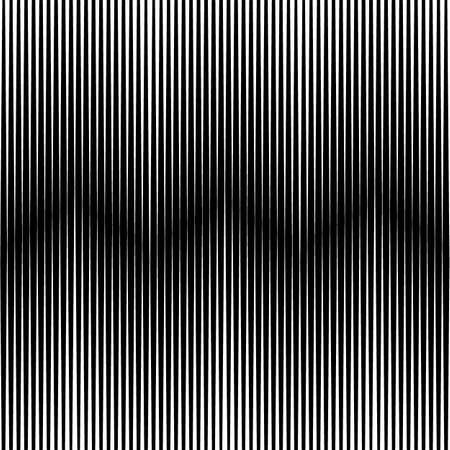 Stripes pattern. Lines image. Striped illustration. Linear background. Strokes ornament. Modern halftone backdrop. Abstract wallpaper. Digital paper, web design, textile print. Vector artwork