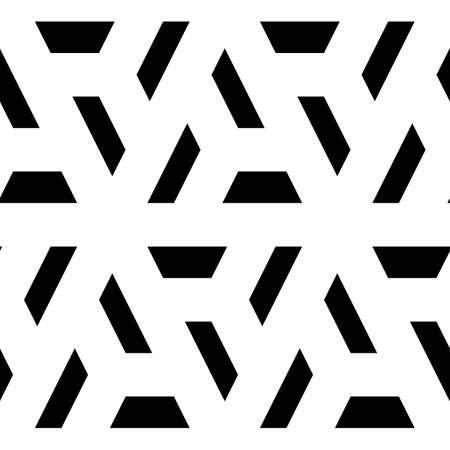 Polygons. Geometric background. Geometrical motif. Abstract wallpaper. Jagged figures. Dashes. Strokes ornament. Dashes backdrop. Grid. Digital paper, web design, textile print. Seamless grate pattern Vektoros illusztráció