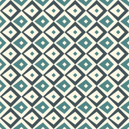 Seamless surface pattern with scales. Ethnic and tribal motifs. Ornamental abstract background with repeated geometric forms. Digital paper, textile print, page fill. Vector art