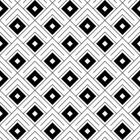 Chevrons, rhombuses, dots wallpaper. Japanese mountains motif. Ancient mosaic backdrop. Oriental pattern background. Ethnic ornament. Folk image. Digital paper, textile print design. Seamless abstract 矢量图像