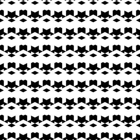 Seamless pattern. Rhombuses, figures ornament. Folk wallpaper. Ethnic motif. Diamonds, shapes background. Geometric backdrop. Digital paper, textile print, web design, abstract