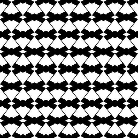 Seamless pattern. Folk background. Figures, rhombuses ornament. Shapes, diamonds motif. Geometrical backdrop. Ethnic wallpaper. Digital paper, textile print, web design, abstract illustration. Vector