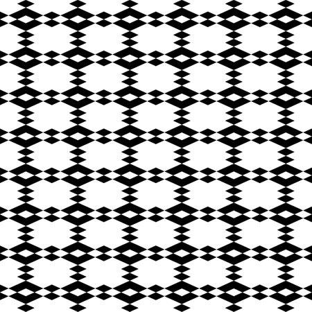Seamless pattern. Polygons motif. Geometric wallpaper. Shapes background. Geometrical figures backdrop. Rhombuses, chevrons ornament. Digital paper, textile print, web design, abstract. Vector artwork