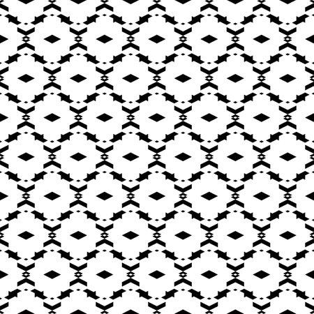 Seamless pattern. Polygons motif. Geometrical backdrop. Shapes background. Rhombuses, chevrons, figures ornament. Digital paper, textile print, web design, abstract. Geometric wallpaper. Vector 矢量图像