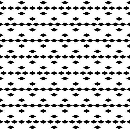 Seamless pattern. Rhombuses ornament. Diamonds backdrop. Lozenges wallpaper. Ethnic motif. Geometric background. Digital paper, textile print, web design, abstract. Vector artwork