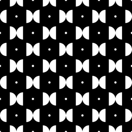Mini circles, figures seamless pattern. Geometrical print. Dots, simple shapes ornament. Ethnic wallpaper. Folk background. Tribal backdrop. Vector artwork. Digital paper, textile print, abstract