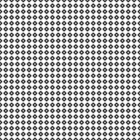 Inca crosses seamless pattern. Ethnic ornament. Folk background. Geometric wallpaper. Grid image. Tribal motif. Ancient mosaic. Digital paper, web design, textile print, abstract. Vector artwork.