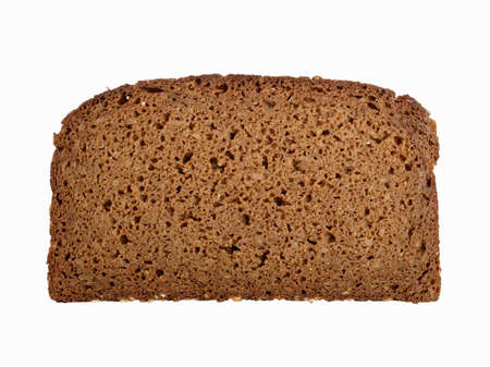 wholemeal: Slice of wholemeal bread Stock Photo