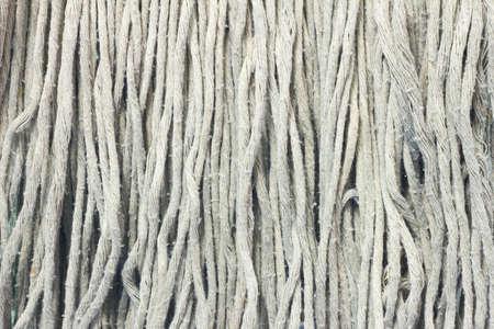 Texture of swab background closeup