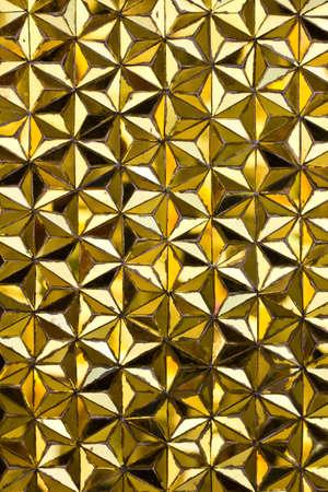The Golden ceramic texture background