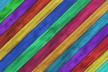 Color wood texture background Stock Photo