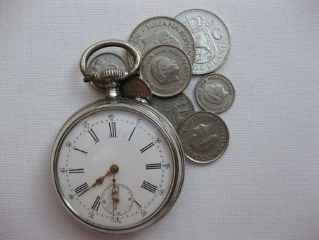 Time is money photo