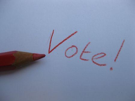 Vote 2008 Stock Photo - 3653346