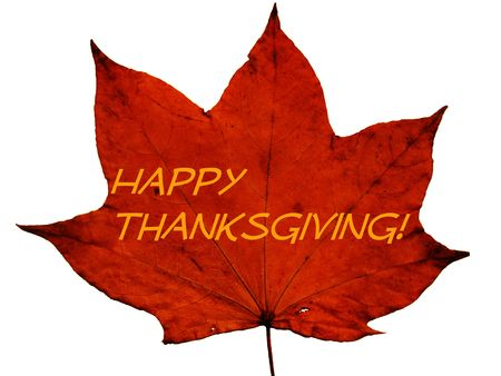 thanksgiving card photo