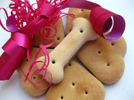 chew over: Valentines gift for dogs