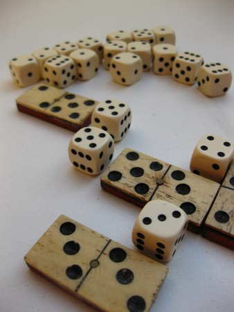 dices and dominoes